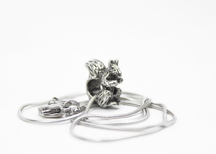 Bracelet Fashion Jewelry Accessories Squirrel Pandora Animal Beads First Class